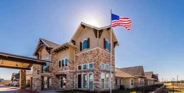 The 78-unit, 63,000 square foot Heartis Cypress senior living community offers a host of amenities and high-quality Class A finishes.